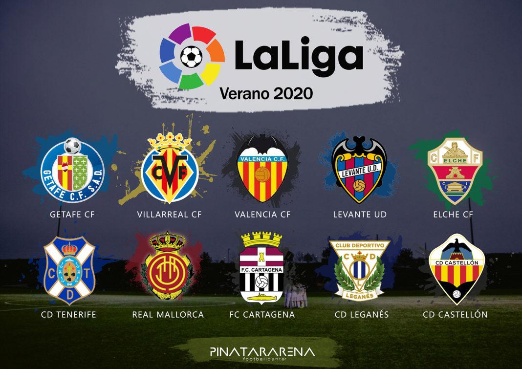 Ten LaLiga teams at Pinatar Arena