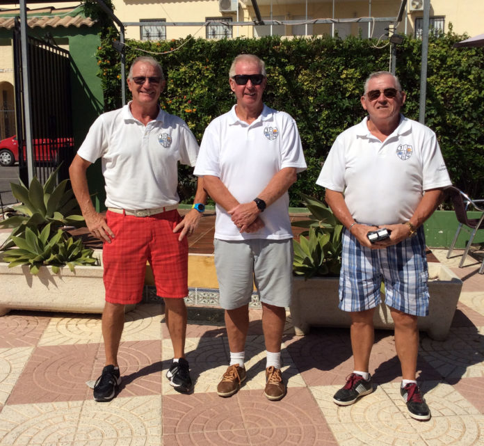 La Marina Golf Society 6th August 2020
