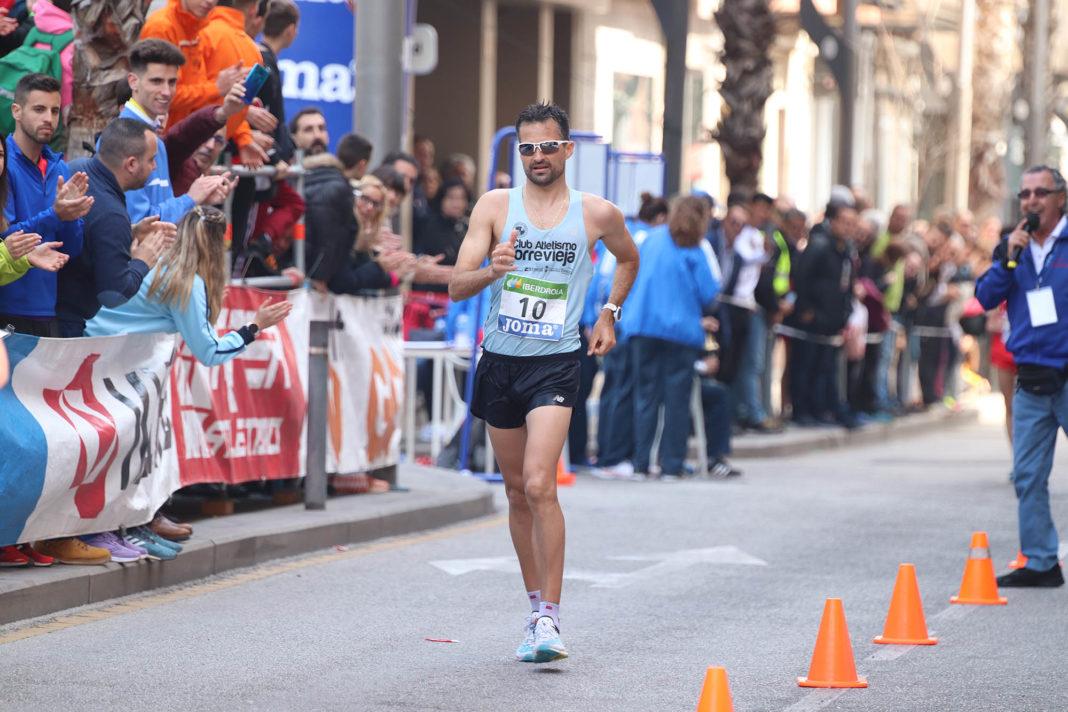Torrevieja walker Corchete wins Community 5 kilometre race