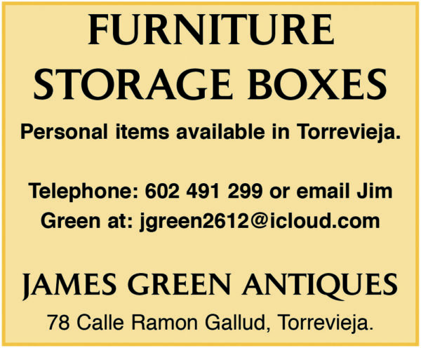 James Green Storage