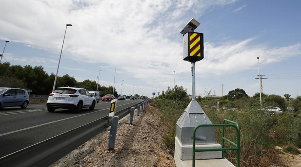 Speeding fines reduced because of DGT error