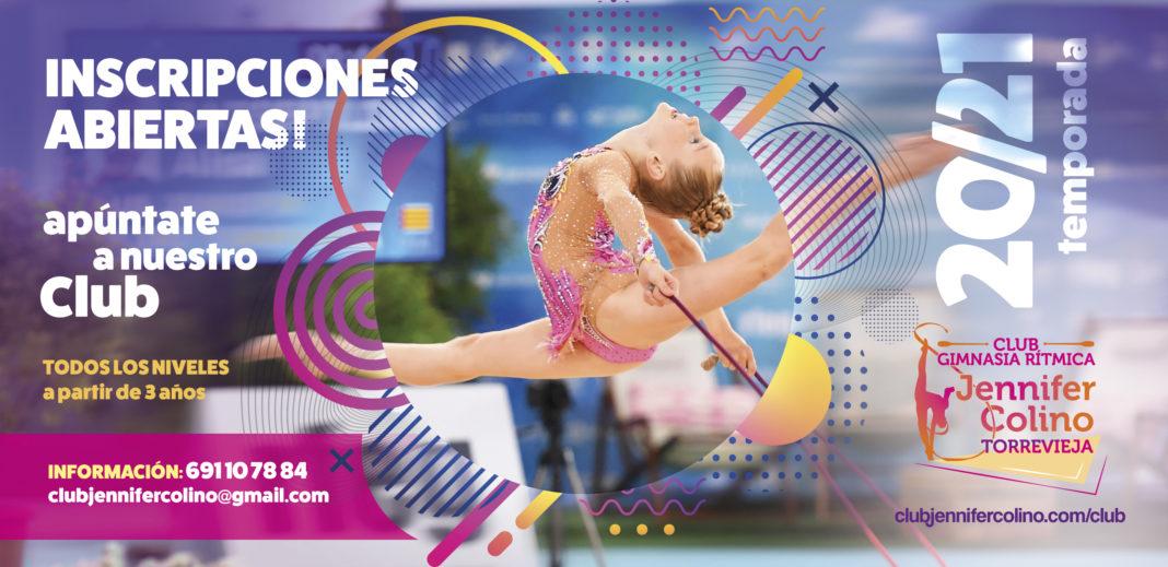 Jennifer Colino Torrevieja Rhythmic Gymnastics