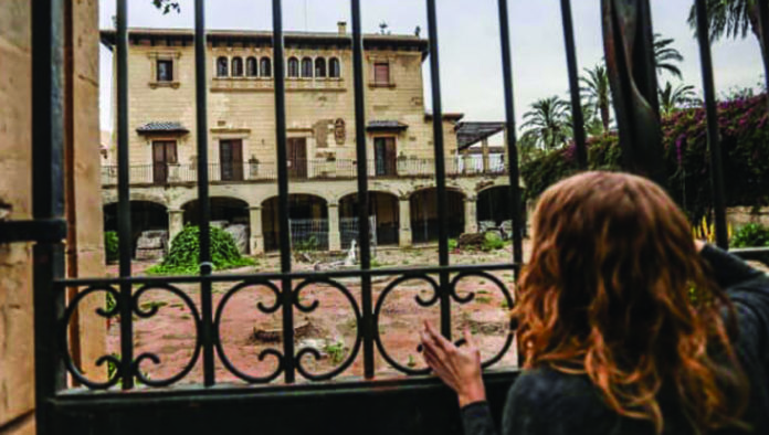 Rubalcava Palace to become another cultural space in Orihuela City