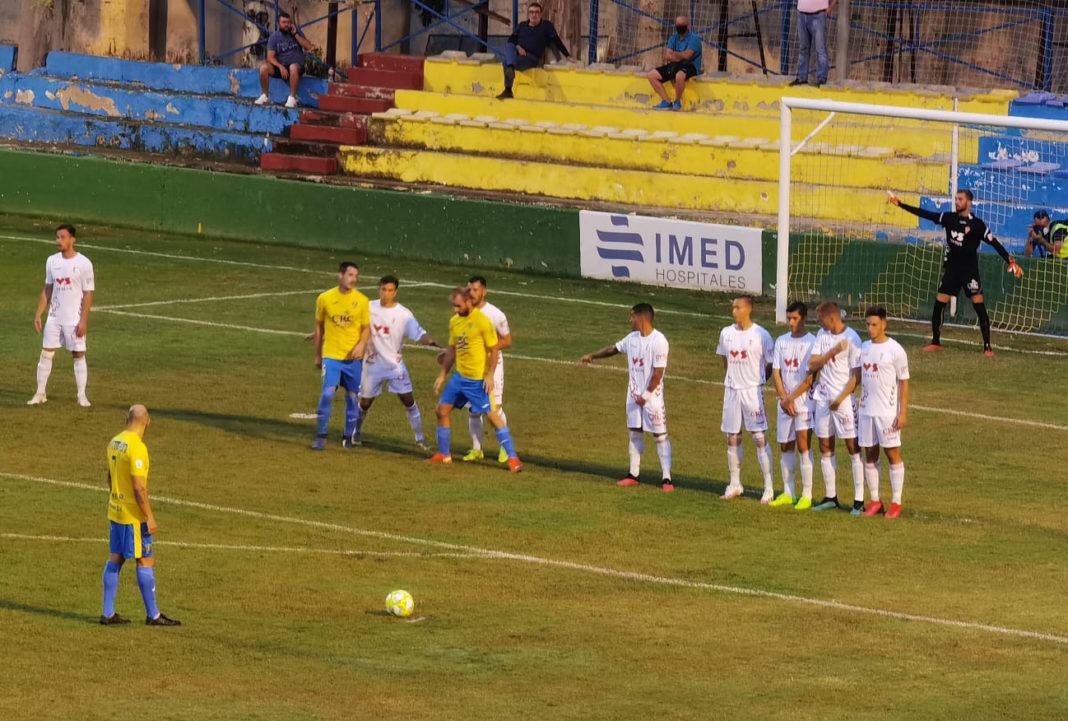 Orihuela hosted Real Murcia CF in pre-season friendly at Los Arcos.