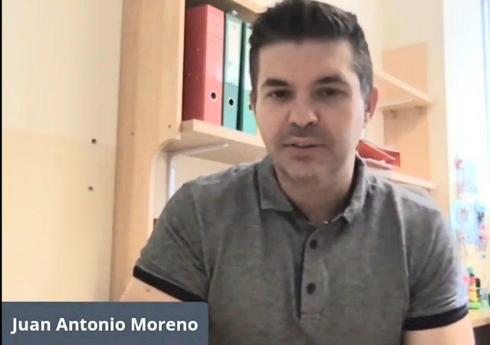 Dr. Juan Antonio Moreno-Bravo, UMH-CSIC Neurosciences Institute Alicante,