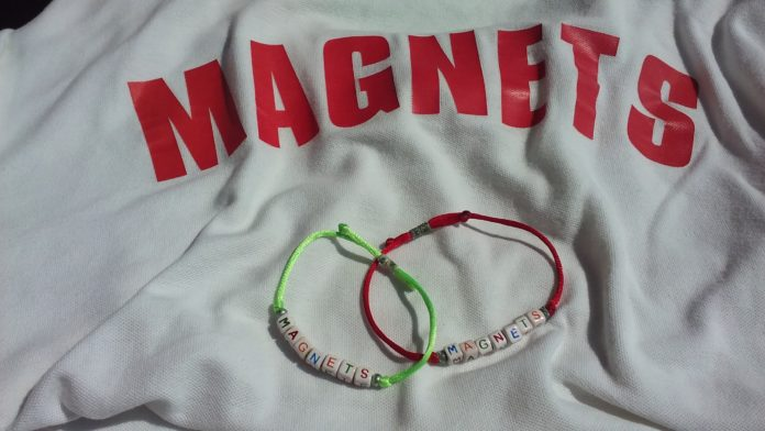 NO LOCKDOWN FOR MAGNETS!