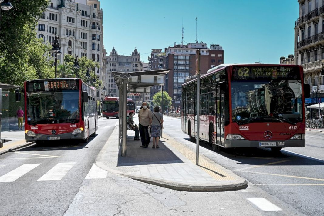 Alicante bus drivers on strike from September 15