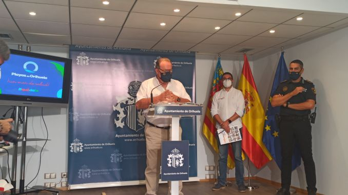 Orihuela beaches close the summer season without deaths from drowning