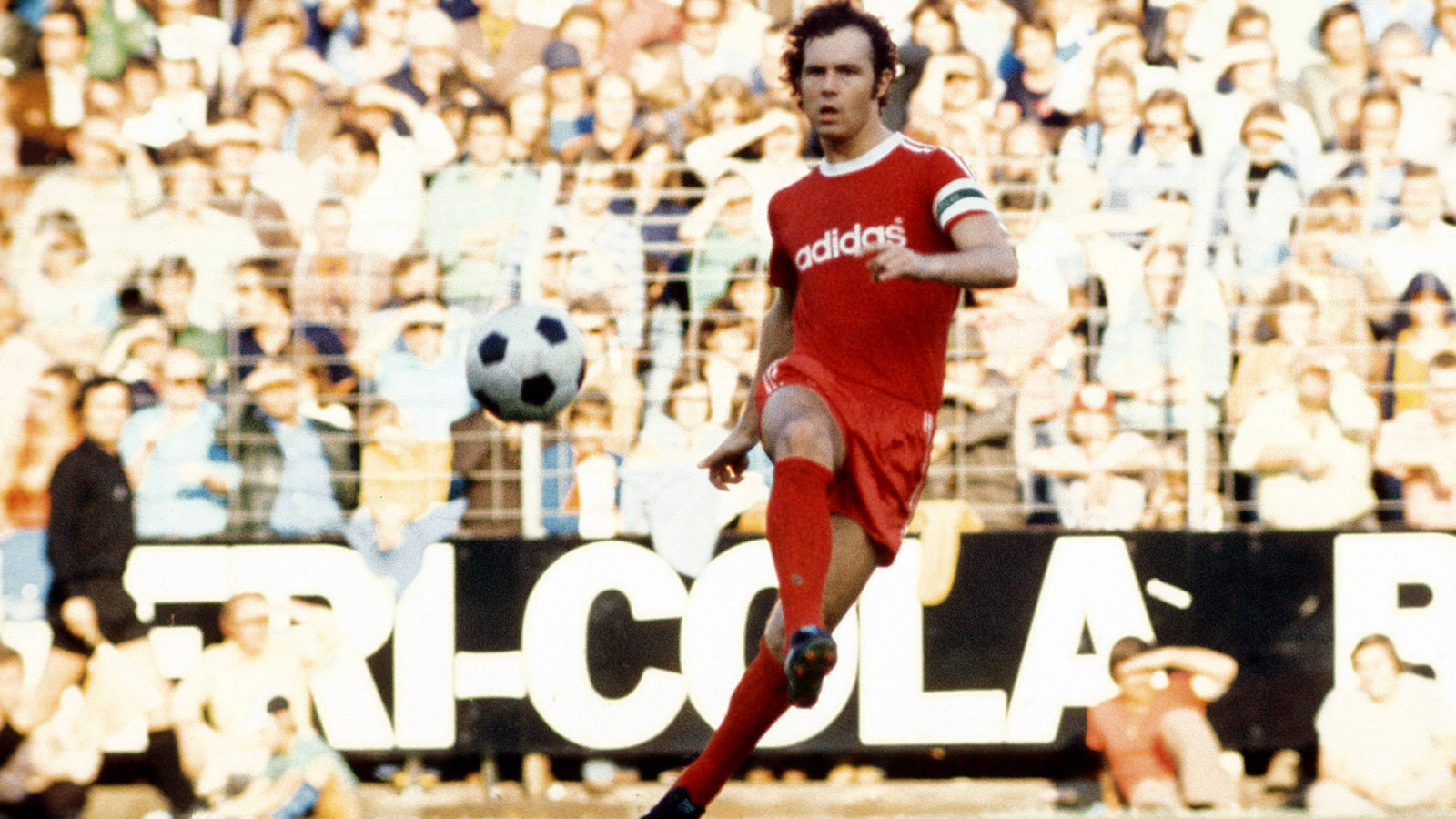 Franz Beckenbauer is also one of the stars/Ph.FCBayern
