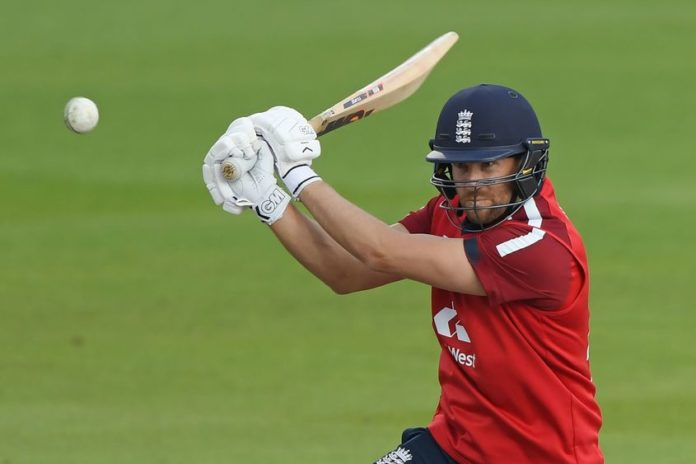 England batsman Dawid Malan has seized the number one position in the MRF Tyres ICC Men's T20I Player Rankings