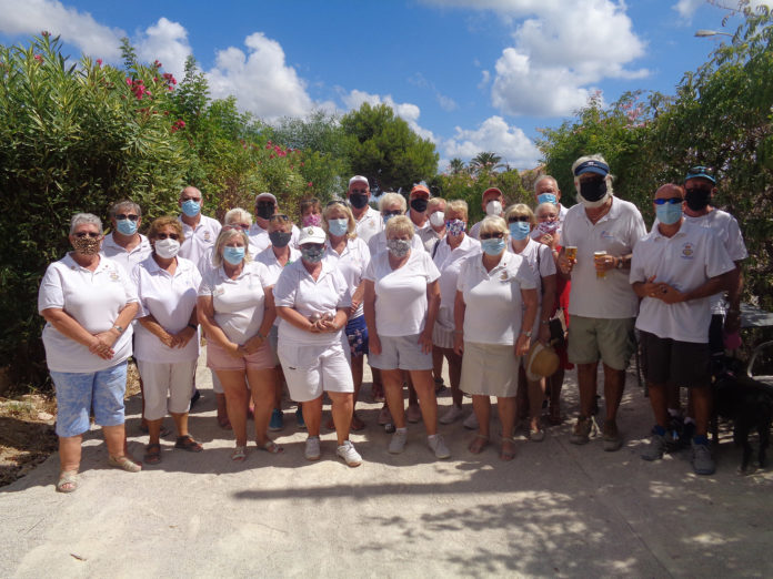TRBL Legionnaires Petanca team