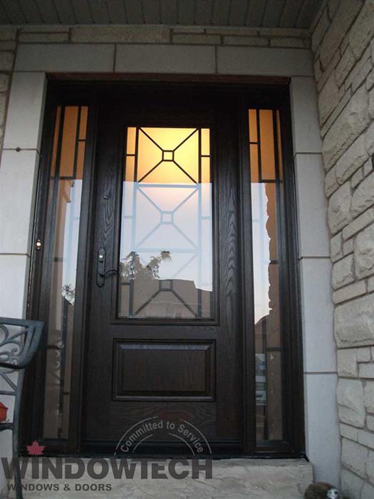 Fiberglass Doors vs. Traditional Doors