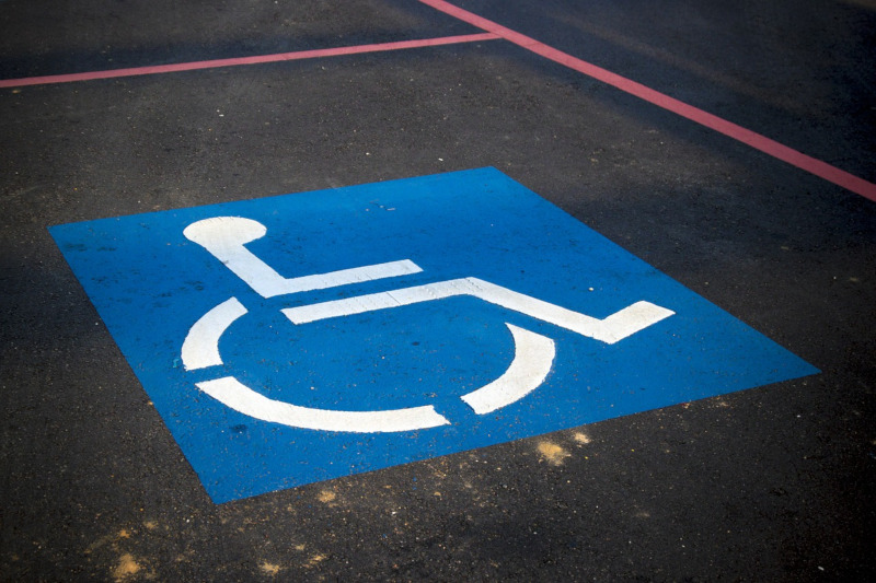 Jail sentence for falsifying disabled parking permit in Denia