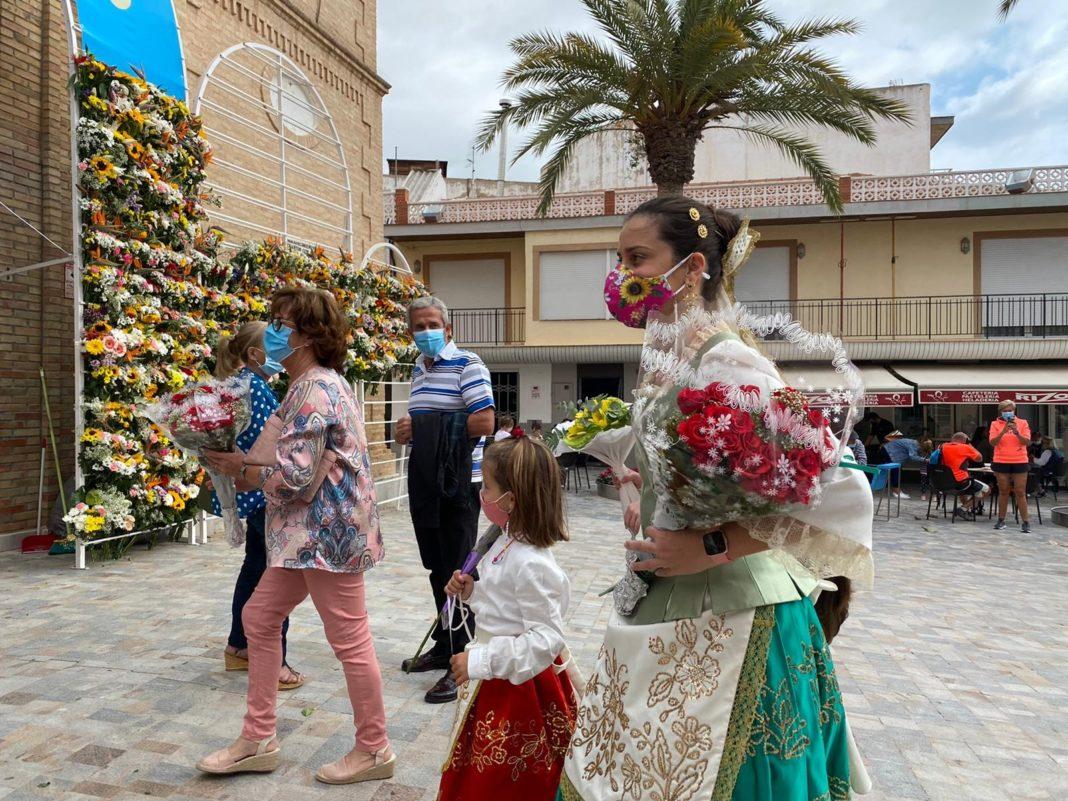 Serenade to Virgen del Pilar: Novena, patron saint of Pilar de la Horadada