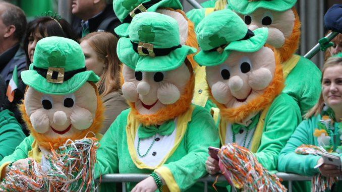 Flannigans celebrate St Patrick's Day October 17!