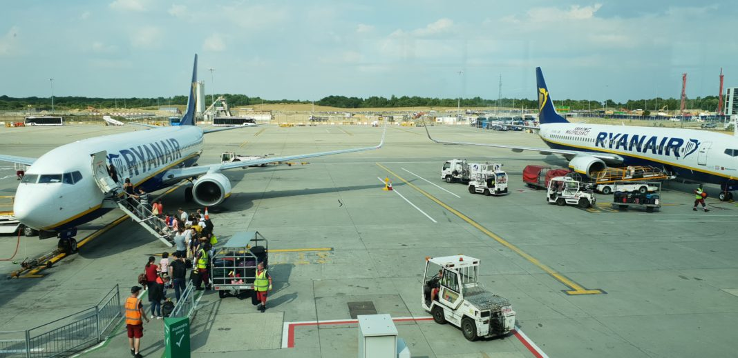Turbulent times for Ryanair