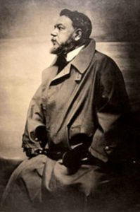 Valencian born painter Sorolla.