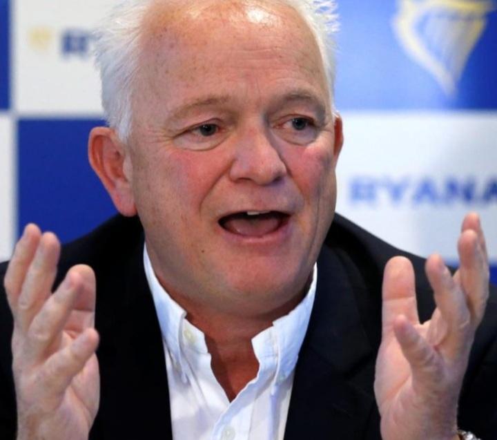 Eddie Wilson, chief executive of Ryanair DAC.