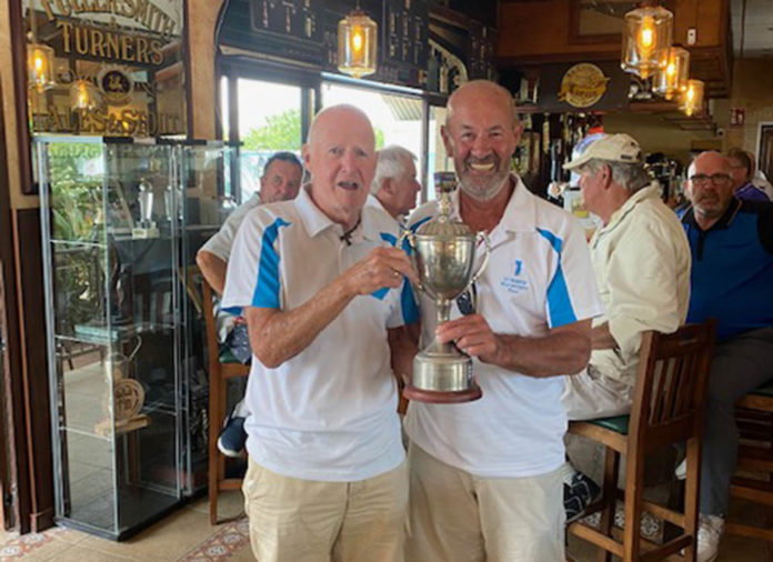 Lo Crispin Golf Society at Altorreal