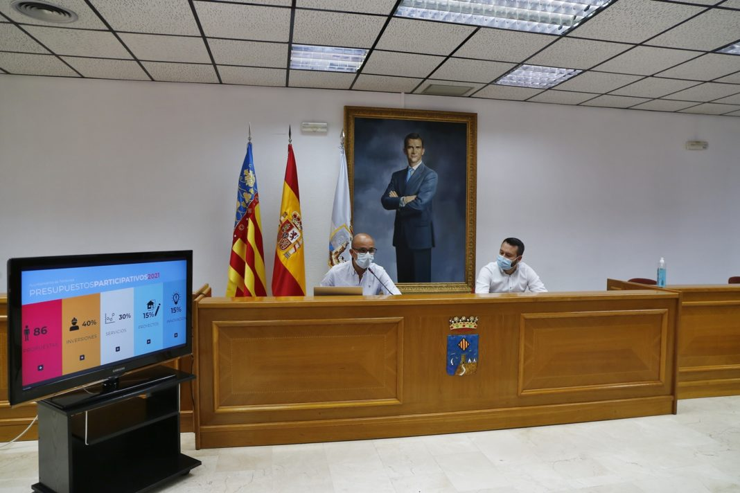 Torrevieja Council receives 86 proposals for 2021 Participatory Budgets