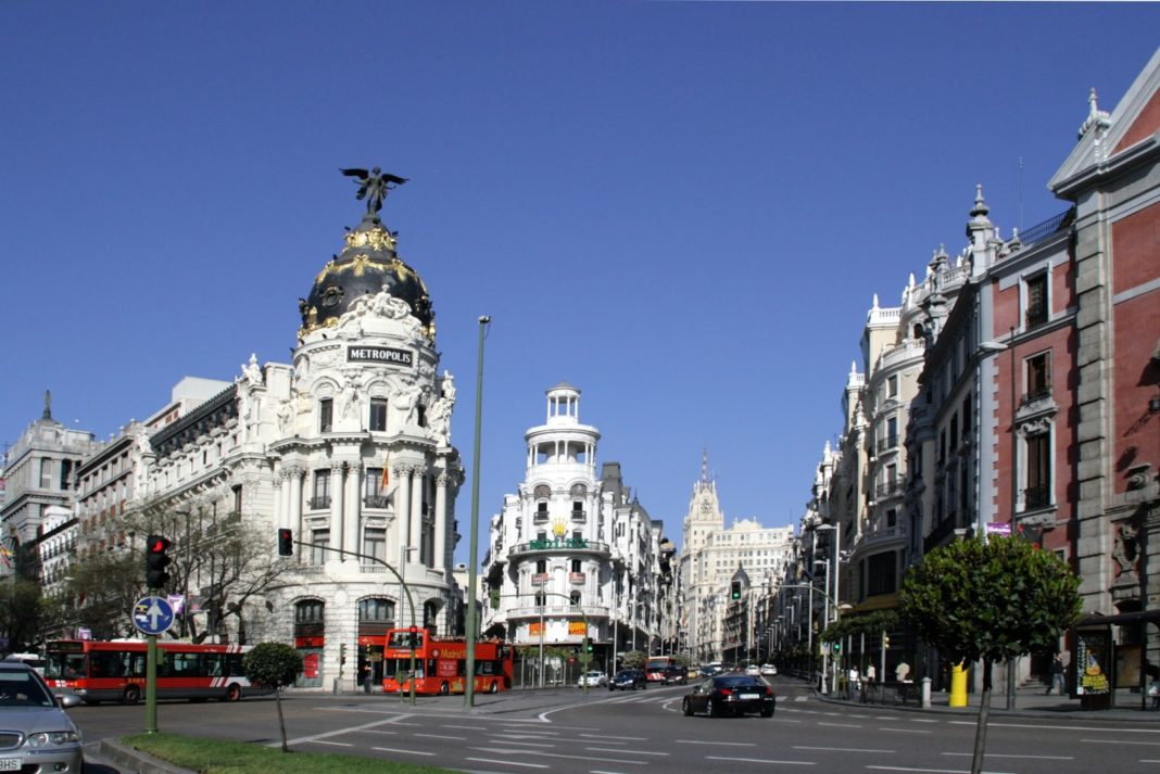 Business as Usual Amid Madrid's New Lockdown