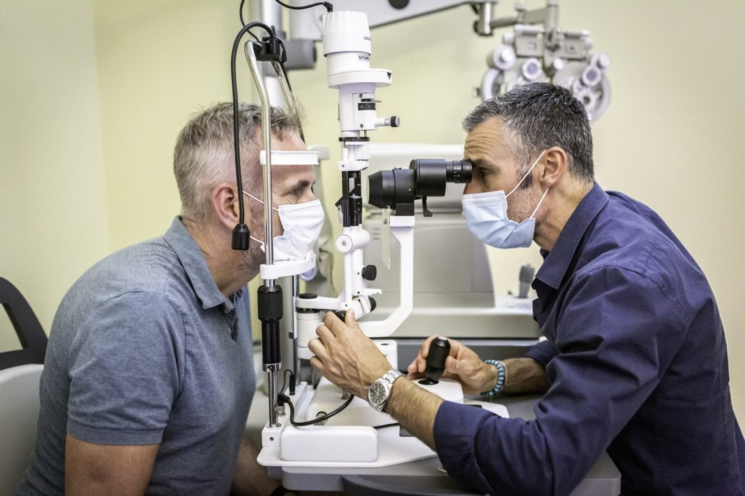 What your eyes can reveal about your health