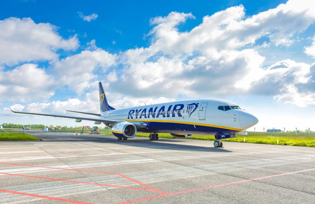 Ryanair to strengthen regional connectivity in Spain
