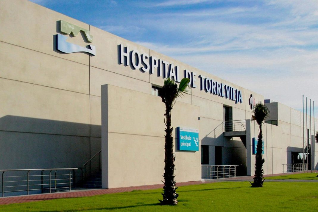 Torrevieja University Hospital.