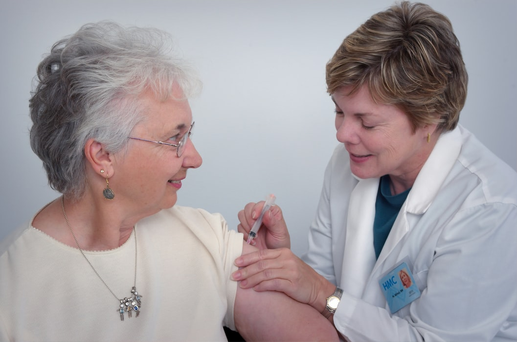 Roll up your sleeves, Louisiana - get your annual flu shot