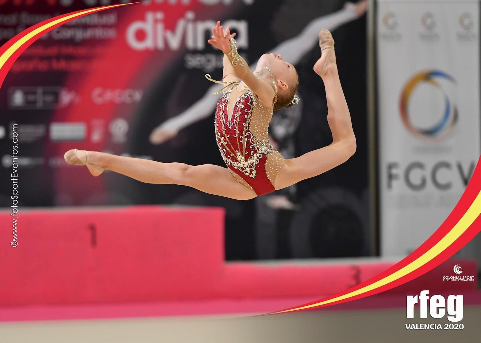 Gymnastics Jennifer Colino