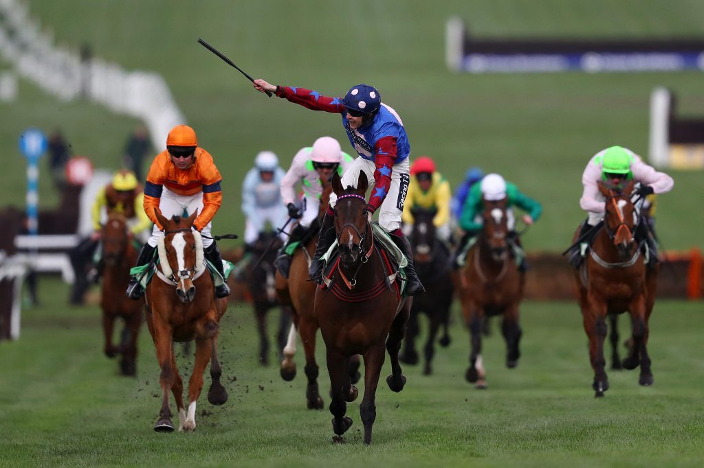 Racing await government nod to return in May - BHA chief Nick Rust