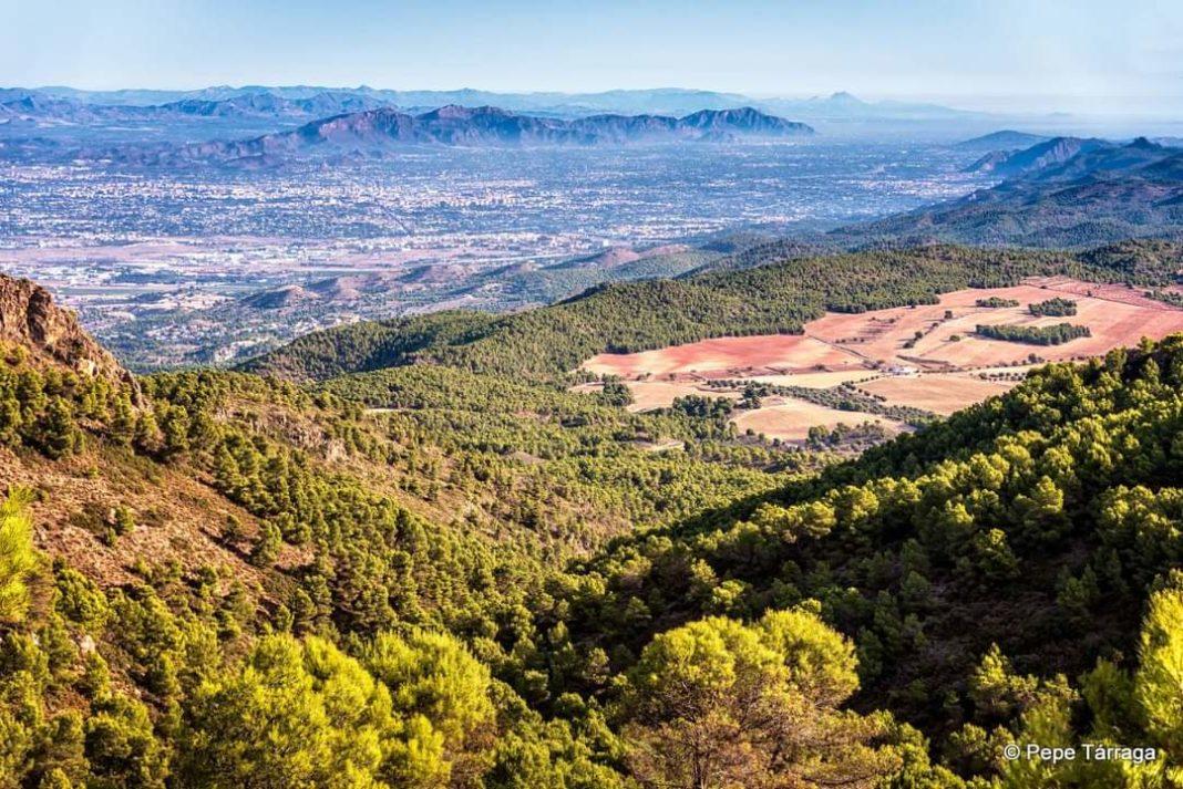 Ascenso cima de la Sierra De Carrascoy (Murcia), by Pepe Tarraga