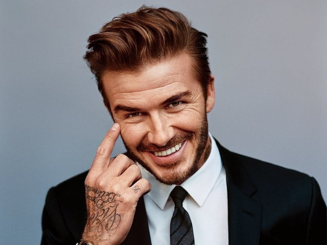 Beckham has made many people indifferent to his beauty/ Ph.dantri