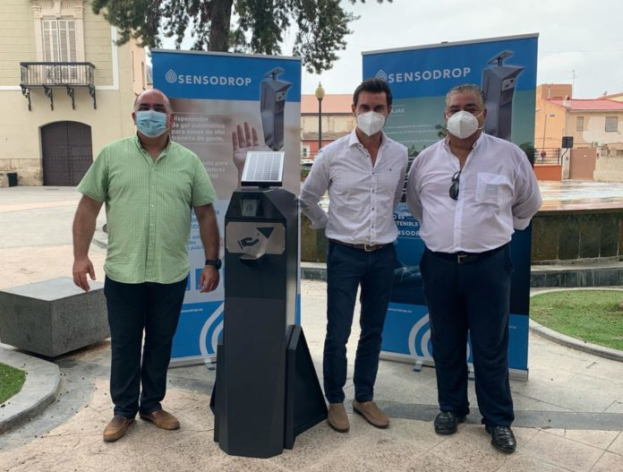 Orihuela still without Gel dispensers promised in August