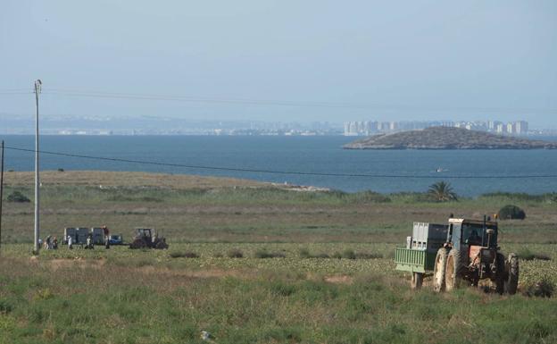 Mar Menor Green Belt extended to 1500 metres