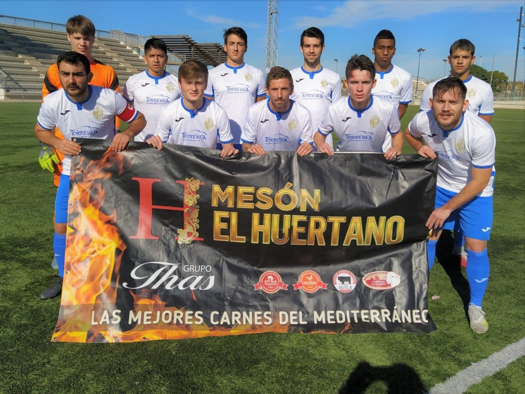 Torrevieja fall to second consecutive defeat