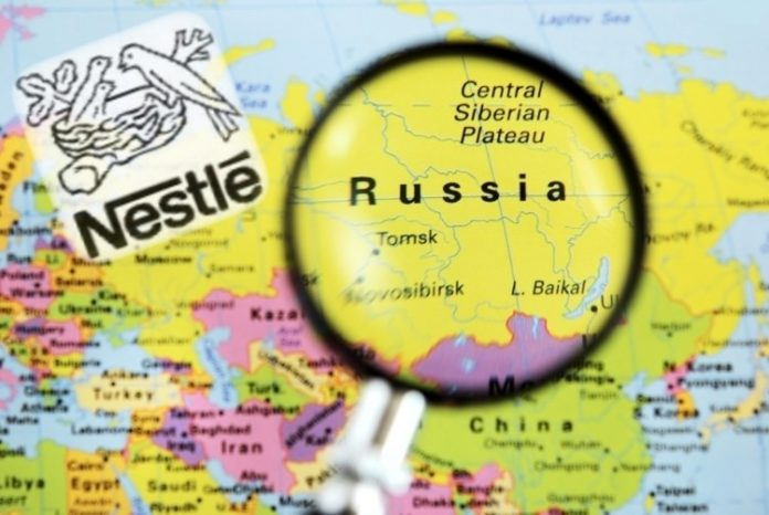 Russian Police Will Question Nestlé-Russia in Connection With Theft of Land