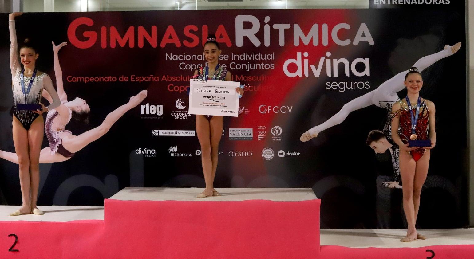 Podium Gymnastics Jennifer Colino