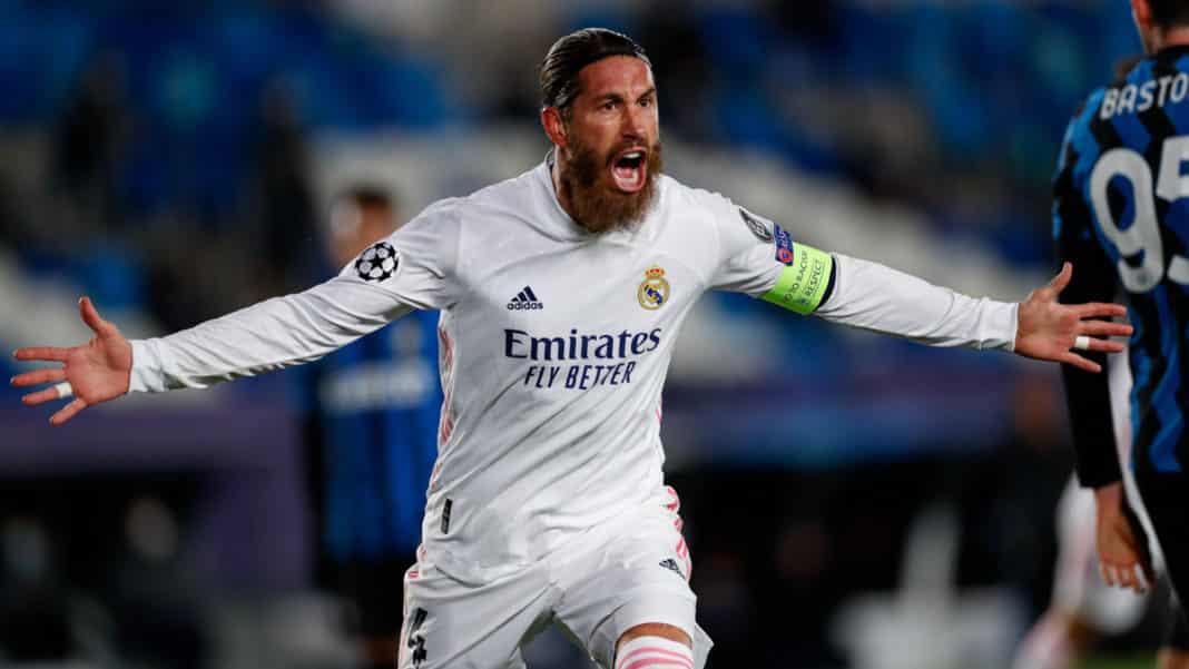 Ramos Set To Break European Caps Record for Spain