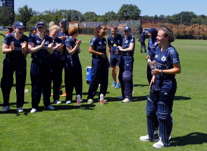 Scotland women pull out of series with Ireland