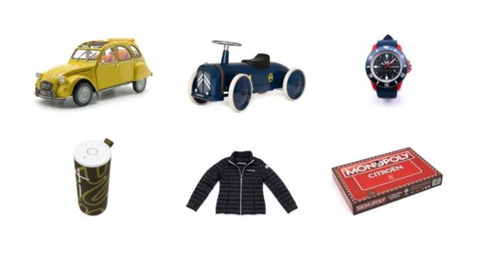 CITROËN LIFESTYLE GIFT IDEAS BRING UNIQUE CHRISTMAS MAGIC TO UK HOMES