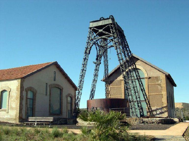 the mines of Sierra Minera,