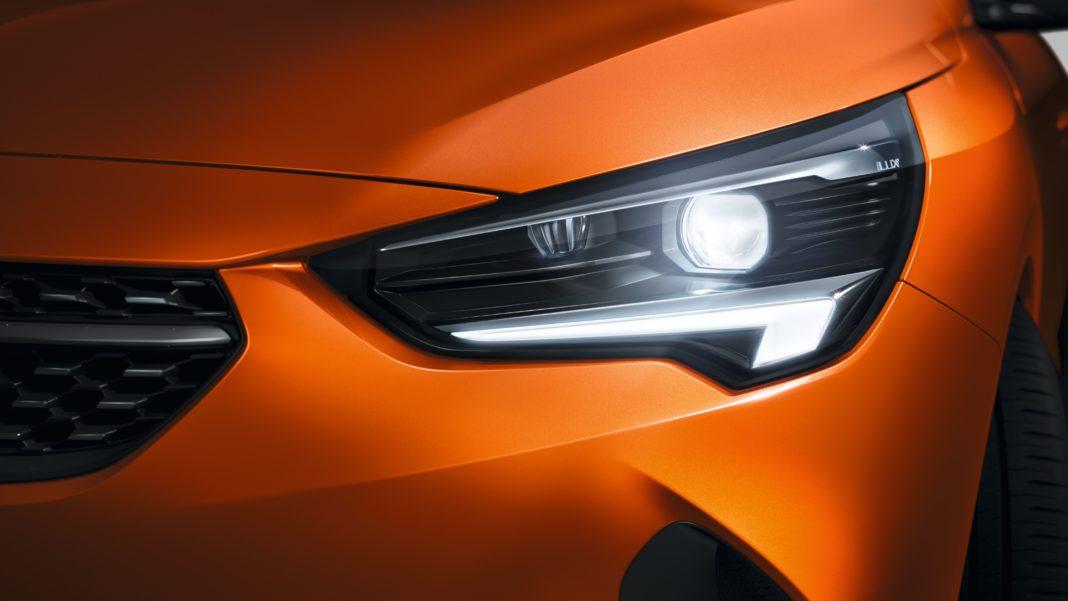 Vauxhall Intellilux LED lights bring daylight to dark winter months