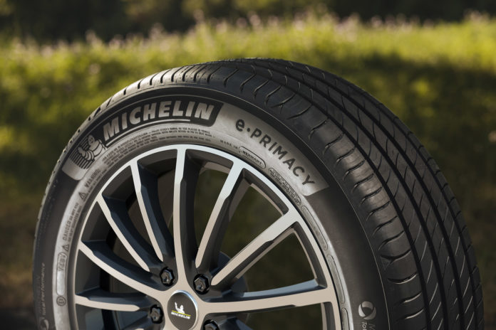MICHELIN LAUNCHES WORLD FIRST: A TYRE THAT IS CARBON NEUTRAL AT THE POINT OF PURCHASE