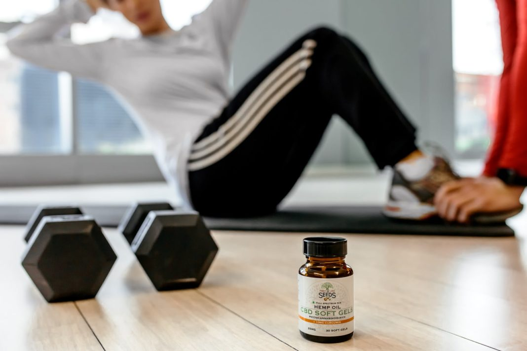 The undeniable medical perks of CBD oil for bodybuilders and athletes