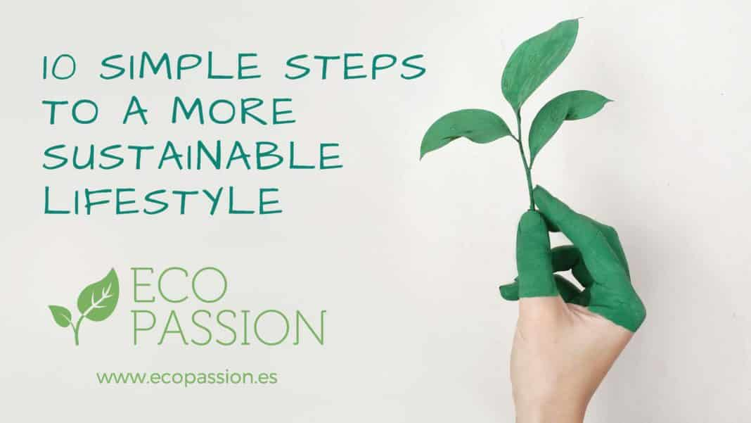 10 simple steps to a more sustainable lifestyle