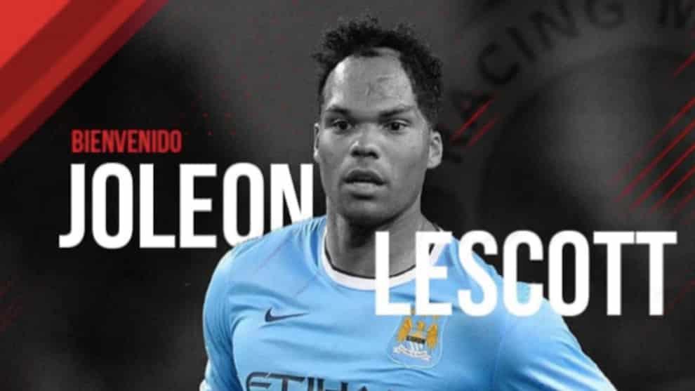 RFEF block signing of Lescott by Racing Murcia