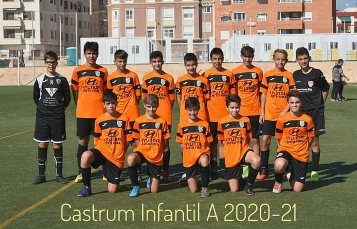 Catral Cadetes on a roll