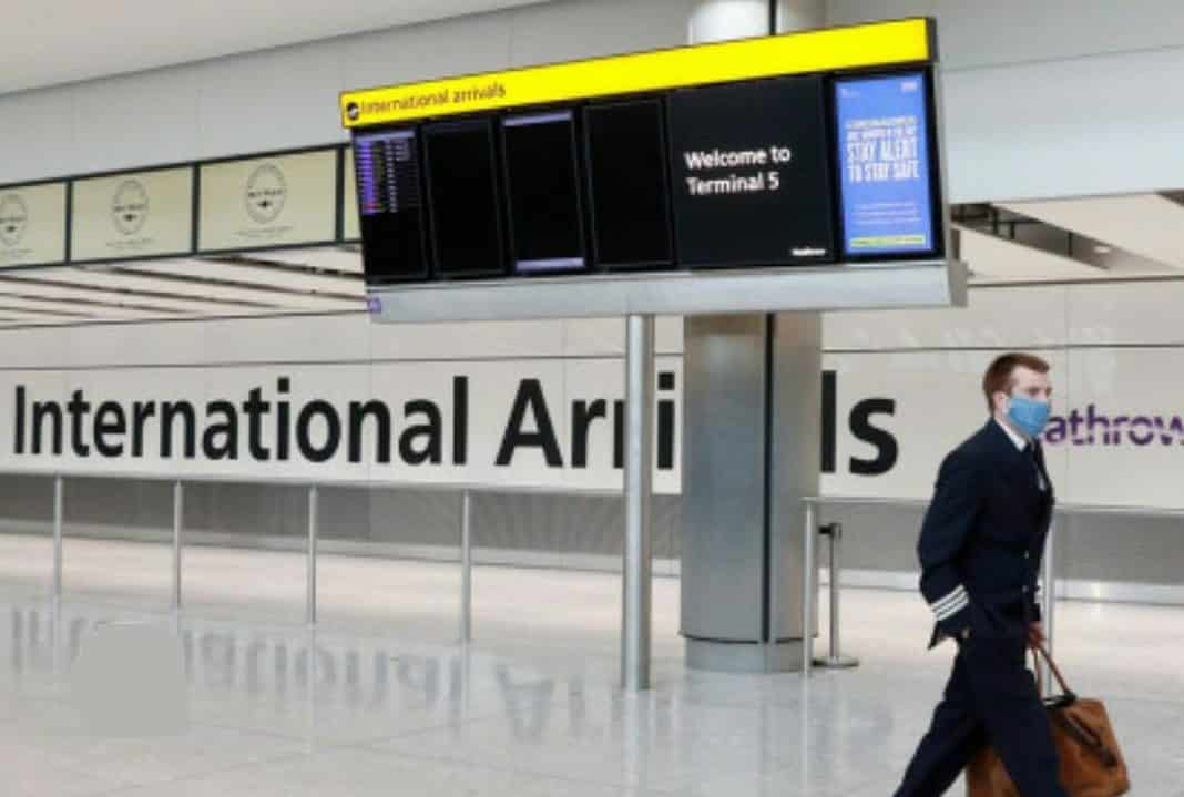 Spain will not cancel UK Flights, as PCR test control reinforced