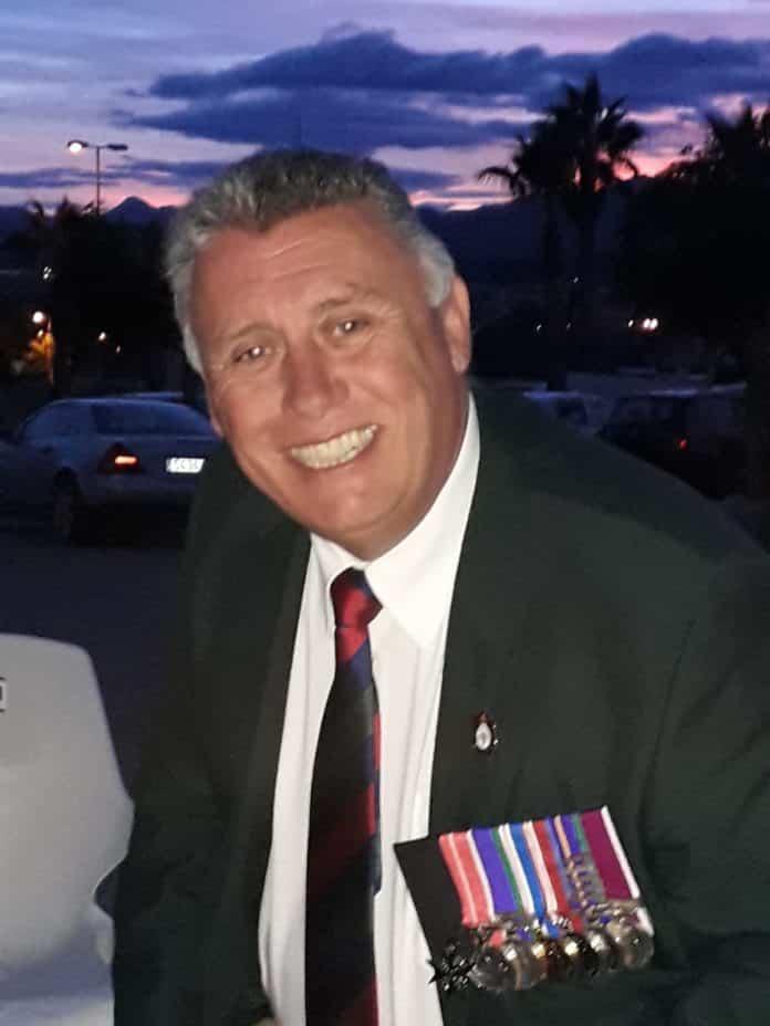 Barry Hamilton, has been awarded a British Empire Medal (BEM)